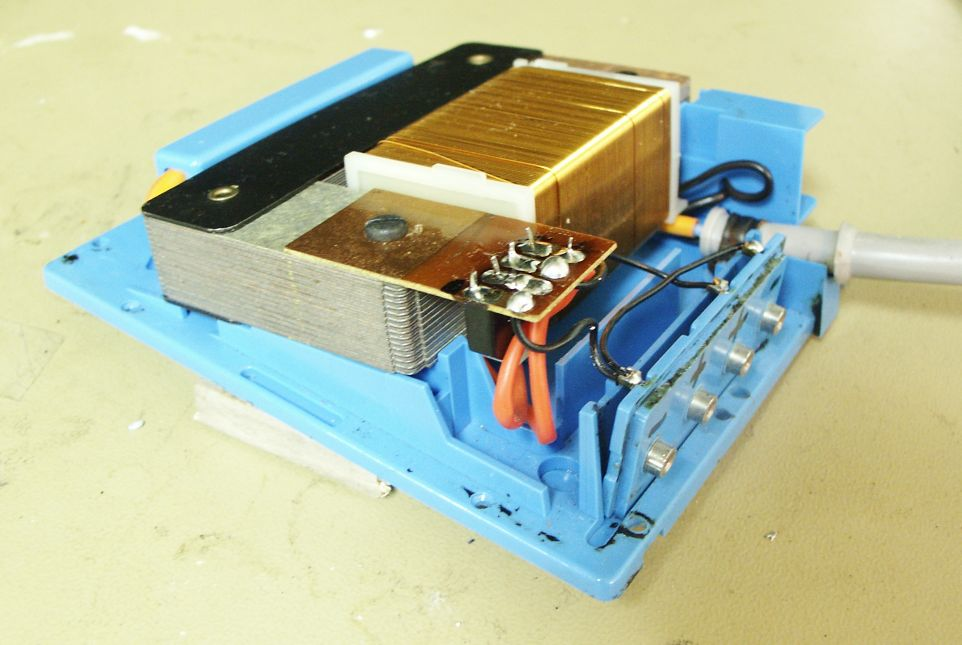 Transformator - Transformator sa baignoire en balneo ...